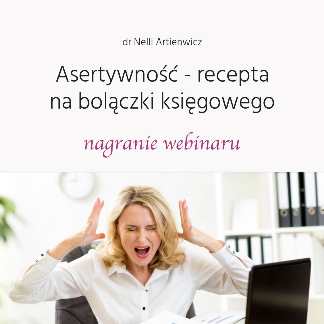 asertywność w pracy księgowego